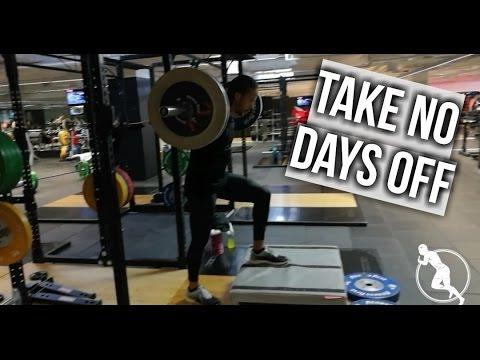 No days off in Melbourne (Motivation) | Courtnall Skosan