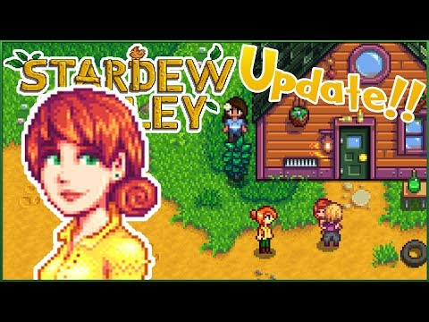 A Day of Many Miracles & A New Home for Penny! 🌿 Stardew Valley 1.3 Update • Episode #13