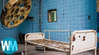 Top 10 Photos of Creepy Abandoned Places