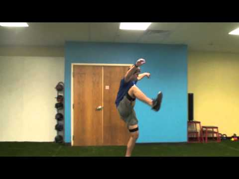 Build Leg Strength for Speed