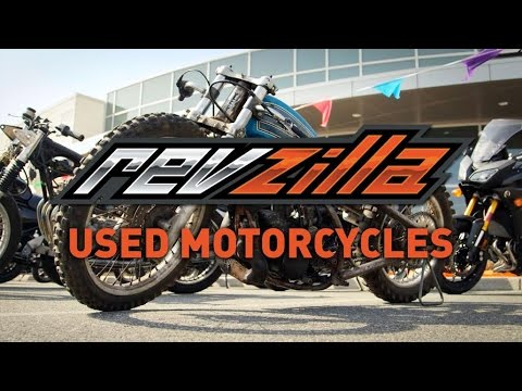 RevZilla's Used Motorcycles