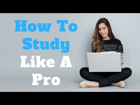 How To Study Well For Exams Without Forgetting (10 Study Tips)