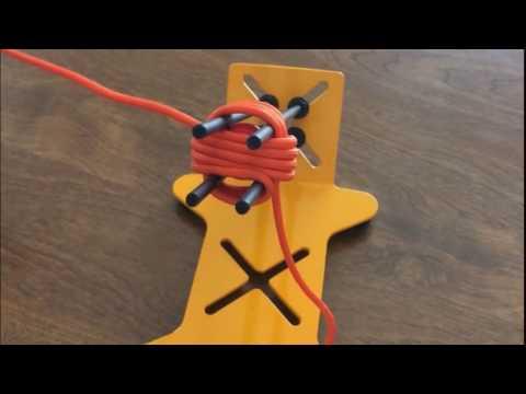 How to make a Monkey Fist using the SpeedyJig Monkey Fist Jig
