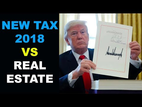 2018 GOP Tax Reform vs. How this impacts Real Estate Prices