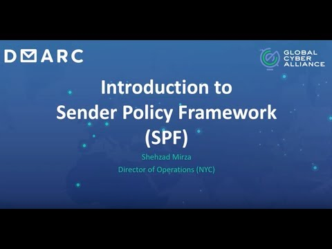Introduction to the Sender Policy Framework (SPF): A Closer Look