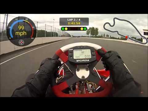 Shifter Kart Racing at PIR (music version)