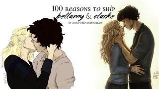 100 reasons to ship Bellamy & Clarke