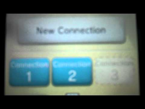 DS tutorials: How to set up the internet on a 3DS HD