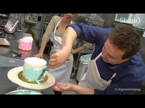 On the Job: Cake Designing