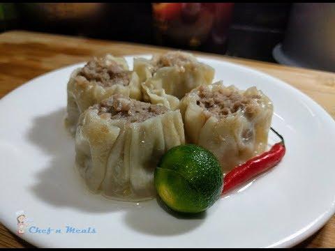 How to Make Siomai | Food Business Recipe