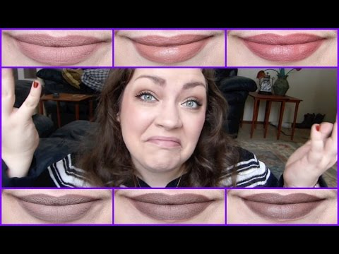 YouTube Made Me Buy It!: NYX Lip Lingerie