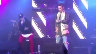 Cali Bash 2016 - J Balvin & Justin Bieber - Sorry (Latino Remix)