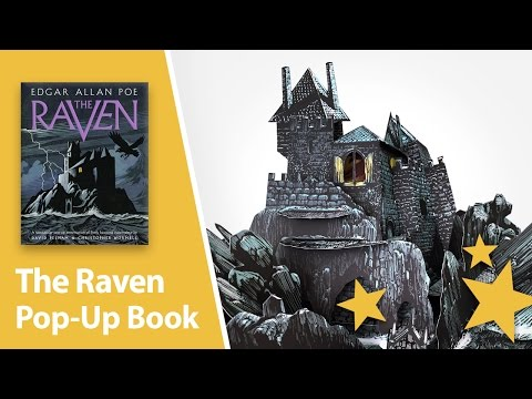 The Raven: A Pop-Up Book by Edgar Allan Poe