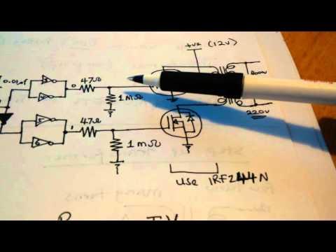HecaWorld unLTD  DIY Inverter Design Tutorial