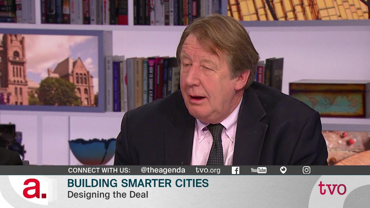 Is the Sidewalk Labs Smart Neighbourhood Plan for Toronto Really a Dream Come True?