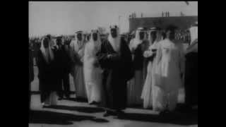KING SAUD RECEIVES PRESIDENT OF PAKISTAN - 11/21/1960