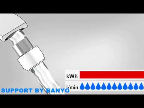 Hansgrohe EcoSmart Technology for Mixers
