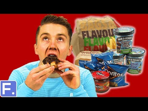 Personal Trainers Try Junk Food