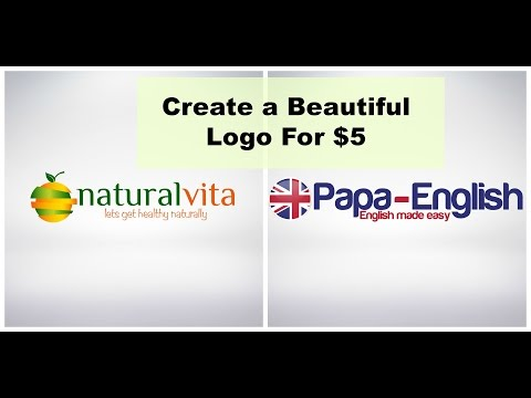 CREATE A  PROFESSIONAL LOGO DESIGN WITH FIVERR