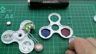 Download What's Inside a Finger Spinner? (Electronic Version) Video