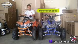 Stok Mini Motor 17 Januari 2017