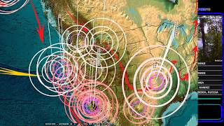 5/14/2018 -- Hawaii Volcanoes Update -- Mauna Kea + Mauna Loa BOTH struck by earthquake activity