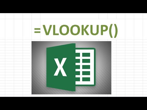 Vlookup function for dummies