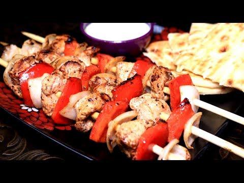 How to make Shish Taouk - Chicken Tikka Recipe - Chicken Shashlik-Chicken kebab