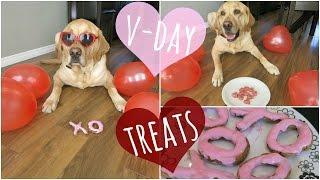 Valentine's Day Dog Treats!