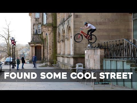 Stirling Street Trials #92