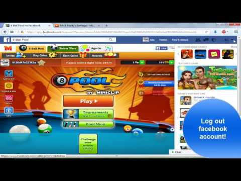Miniclip-Connect your account with facebook (SECRETLY)