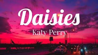 Daisies - Katy Perry (Acoustic // Lyrics)