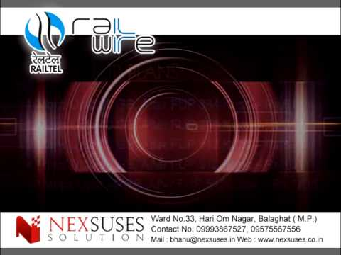 Railwire Broadband Services