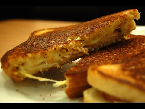 How to make baby corn cheese sandwich