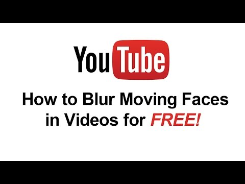 How to Easily Blur Moving Faces or Licence Plate in videos for FREE
