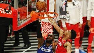Giannis Blocks LeBron! Kawhi Kobe Byrant MVP! 2020 NBA All-Star Game