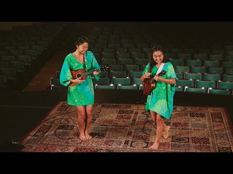 Honoka and Azita - Hawaii 5-0 (HI Sessions Live Music Video)