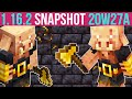 Minecraft 1162 Snapshot 20w27a Piglin Brute New Nether Mob