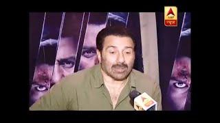 Sunny Deol, Karan Kapadia exclusive on ABP News