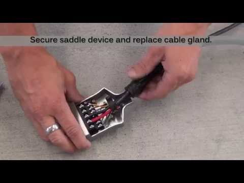 How to Install a KT 12 Pin Flat Trailer Plug & Socket