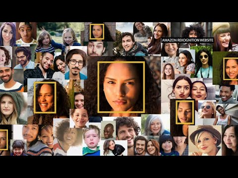 Amazon Urged to Halt Selling Facial Recognition
