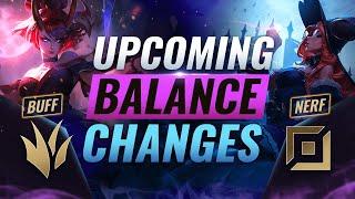 MASSIVE CHANGES: NEW Jungle BUFFS + Dodging NERFS & MORE Coming SOON - League of Legends Season 10