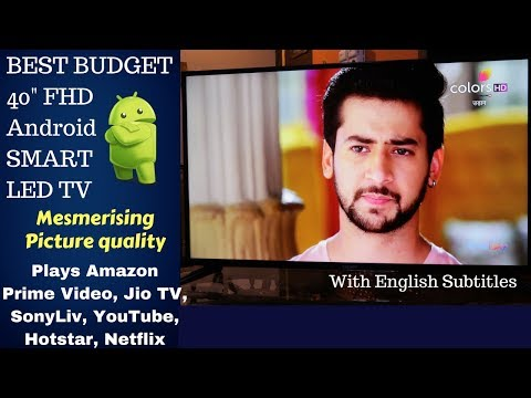 MUST WATCH: FINALLY, I FOUND THE BEST BUDGET 40 INCH FHD ANDROID SMART TV | REVIEW