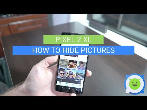Pixel 2 XL: How to Hide Pictures