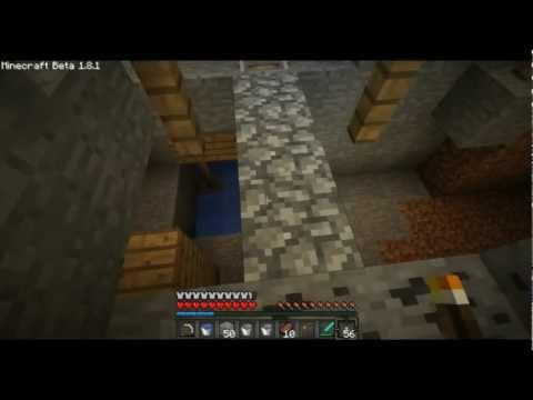 Minecraft: Part 17 - Further Explore Glitch Cave