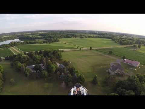 Low and Slow Powered Parachute Flight