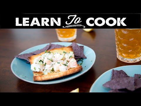 Learn To Cook: How To Make Shrimp Rolls