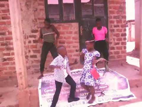 STRESS FREE KIDS FROM KASANGATI DANCING TIKULA BY REMA NAMAKULA