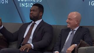50 Cent Explains His $150 Million TV Deal with STARZ CEO Chris Albrecht At Ignition
