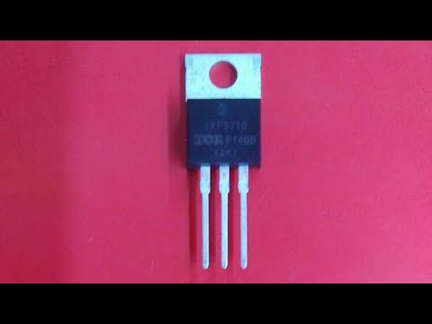 MOSFET'S TESTING WITH DIGITAL MULTIMETER AND ANALOG METER   SKILL DEVELOPMENT